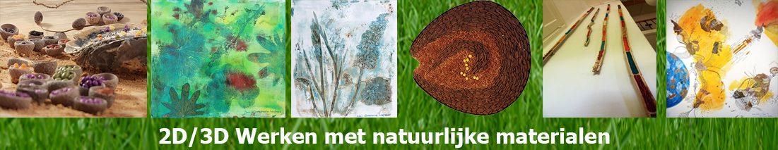 2D/3D Natuurlijke  Werk